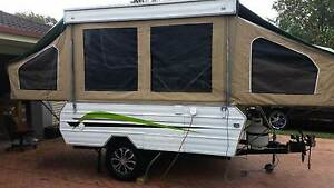 Jayco Finch fully refurbished Ormeau Gold Coast North Preview