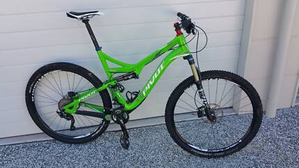 Awesome and Versatile 2014 Pivot Mach 429 Carbon XT - XL Parrearra Maroochydore Area Preview