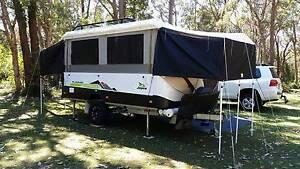 2014 Jayco Flamingo Outback OB.14.CP Camper Trailer Heathcote Sutherland Area Preview