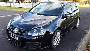 2007 Volkswagen Golf Hatchback Armidale Armidale City Preview
