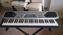 CASIO Keyboard CTK - 481 works perfect, stand, music book holder Leura Blue Mountains Preview