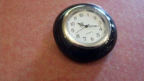 Vintage Vw volkswagen bug karman ghia steering wheel horn clock button 63 64 65