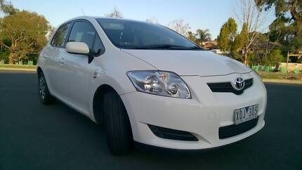 2008 Toyota Corolla Hatchback Rowville Knox Area Preview