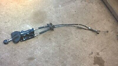 GENUINE FIAT 500 2008-2015 1.2 PETROL GEAR SELECTOR + CABLES LINKAGE 5 SPEED ~