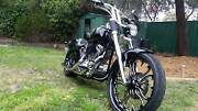 Custom Softail South Canberra Preview