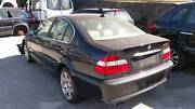 BMW 320I E46  2002  SEDAN WRECKING PARTS FROM $100 Cardiff Lake Macquarie Area Preview