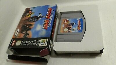Top Gear Hyper Bike - OVP Nintendo 64 N64