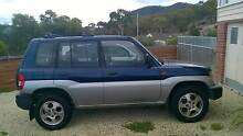 1999 Mitsubishi Pajero Wagon Glenorchy Area Preview