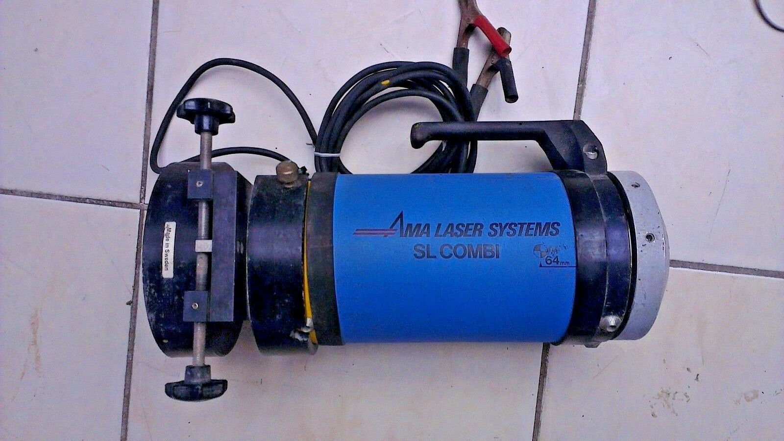 AMA LASER SYSTEMS SL COMBI 64mm Model 10101