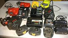 Power Tool Battery & Charger Set Green Valley Liverpool Area Preview