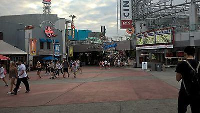 Universal Orlando 1 Day 2 Park Ticket