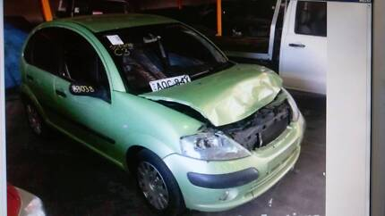 CITROEN C3 2003 HATCH  WRECKING PARTS FROM $100 Cardiff Lake Macquarie Area Preview