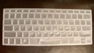 Apple keyboard silicone cover/protector   clear   iMac   Macbook