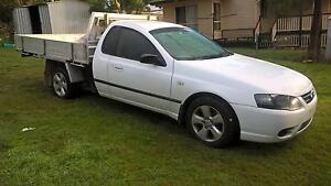 2007 Ford Falcon Ute Woodend Macedon Ranges Preview