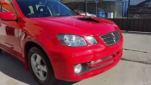 2003 Mitsubishi - AIRTREK -2ltrTurbo Inter-cooled - AWD Granville Parramatta Area Preview