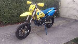 2005 Husaberg FE650 Morard Boronia Knox Area Preview
