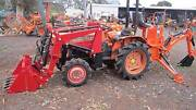 Kubota 4wd with 4 in 1 loader Balliang East Moorabool Area Preview