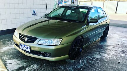 Vy berlina swap for ute