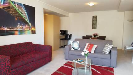 Well Furnished Two-bedroom Apartment in CBD Available for Rent