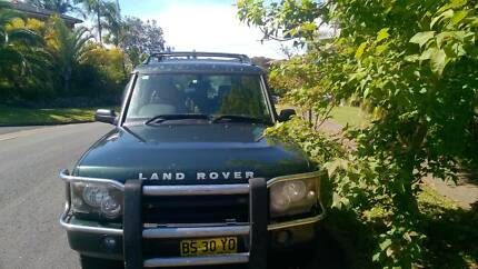 Land Rover TD5 2003 SE Caves Beach Lake Macquarie Area Preview