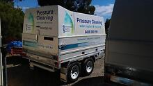 Commercial pressure washing system with recycling Clarendon Morphett Vale Area Preview