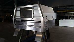 Toyota Dual Cab Stainless Steel Ute Tray Innisfail Cassowary Coast Preview