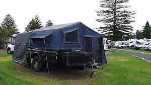 OFF ROAD CAMPER TRAILER Eastlakes Botany Bay Area Preview