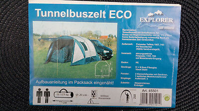 Tunnelbuszelt Eco Explorer