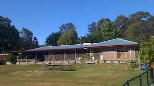 House for rent. Quiet Acreage Lifestyle. Buccan Logan Area Preview
