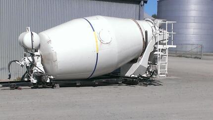cement mixer bowel Kerang Gannawarra Area Preview