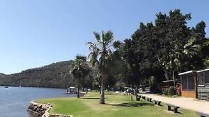 Beautiful Waterviews: Onsite Vans @ Torrens Water Ski Gardens Colo Heights Hawkesbury Area Preview