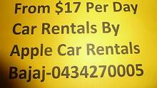 Car Rental Form $17 Cheap Price By Apple Car Rental Clayton South Kingston Area Preview