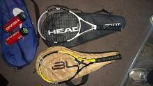 Tennis racquet x 2 Wilson and Head Inglewood Stirling Area Preview