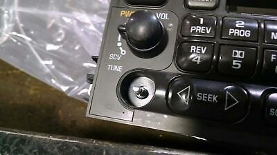 OEM Radio For Yukon Xl 1500 Amplifier 15060879