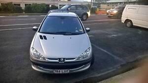 2004 Peugeot 206 Hatchback Cairns Cairns City Preview