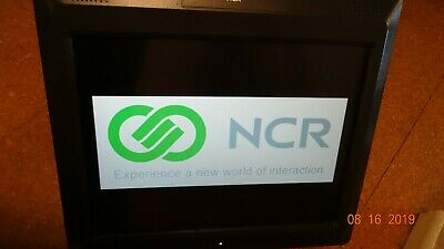 Ncr 7403 Model 1200 All-in-one Pos System Terminal