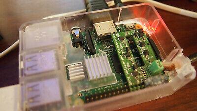 WSPR TAPR Raspberry Pi Top Hat for Ham Radio