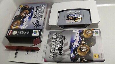 Monster Truck Madness - Komplett/OVP Nintendo 64 N64