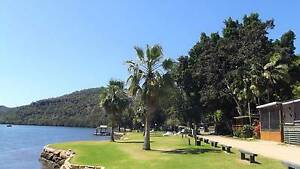 Beautiful Waterfront: Onsite Vans @ Torrens Water Ski Gardens Colo Heights Hawkesbury Area Preview