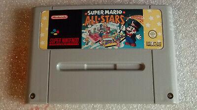 Super Mario All Stars - jeu Super Nintendo / SNES / spiel Speel Game