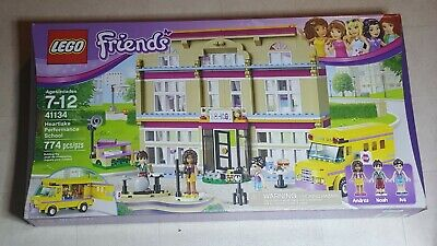 Lego Friends Heartlake Performance School set #41134 Boxed with instructions