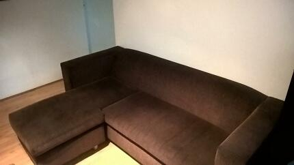 Sofa with coffee table and entertainment unit. Dee Why Manly Area Preview