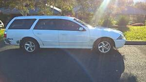 2002 Ford Falcon Wagon Boambee East Coffs Harbour City Preview