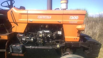 1 rotary to tractors 1 ripper all are in good working condition