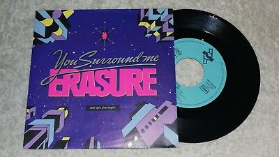 Erasure - You surround me    Vinyl  Single