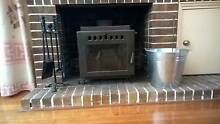 Wood heater / pot belly - good for winter (ONO) West Perth Perth City Preview