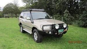 2003 Toyota LandCruiser Wagon Winchelsea Surf Coast Preview