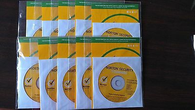 Symantec Norton Security Standard  Qty 10