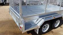 New 10x5 Galvanised Trailer with cage Welland Charles Sturt Area Preview