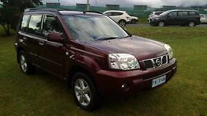 "2004 Nissan X-trail Ti L 4X4 ""TOP OF THE RANGE"" Claremont Glenorchy Area Preview"